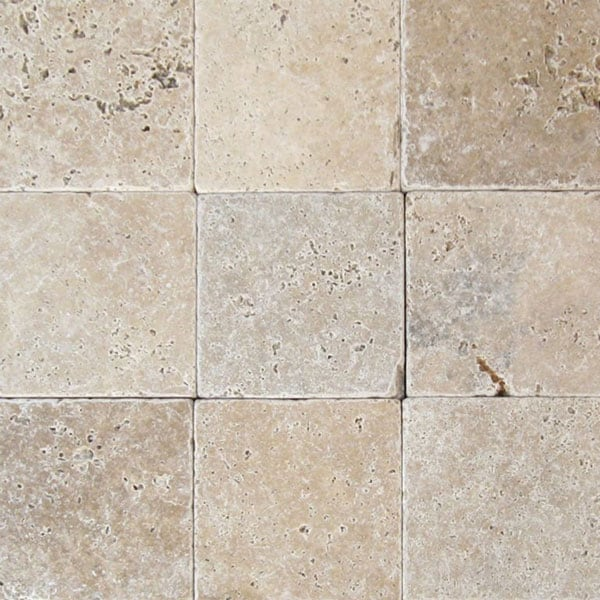 English Walnut Travertine Paver