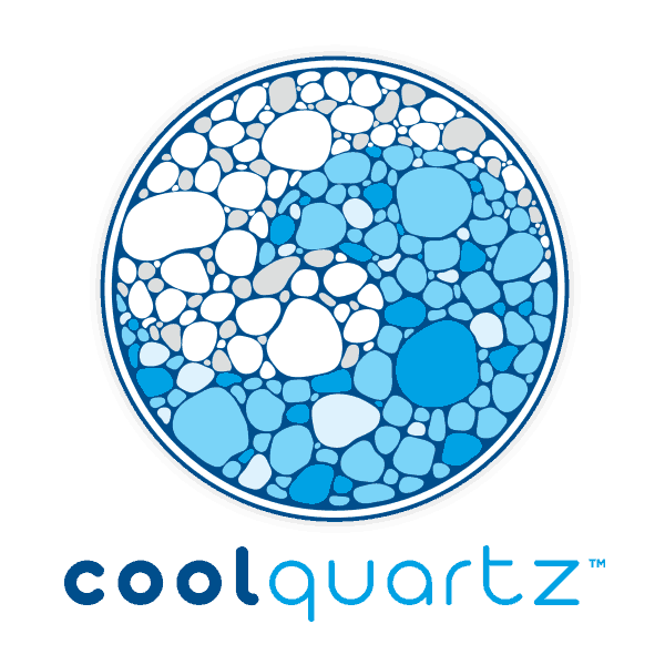 CoolQuartz Premium Pool Resurfacing Material
