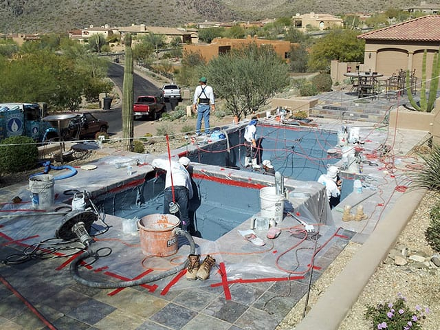 Pool Resurfacing Expectations